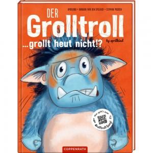 Der Grolltroll…grollt heut nicht!? BD2
