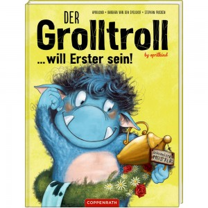 Der Grolltroll…will erster sein BD3