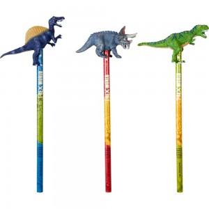 Topper Bleistift T-Rex World
