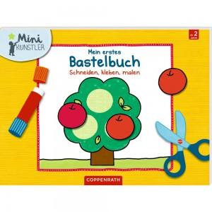 Mini Künstler: Mein erstes Bastelbuch-Schneiden,...