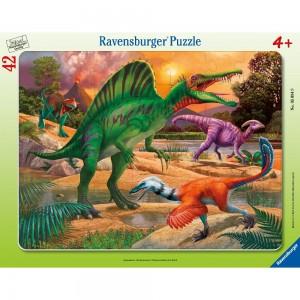 Spinosaurus 30-48 Teile