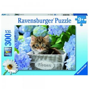 Kleine Katze Puzzle 300 Teile XXL