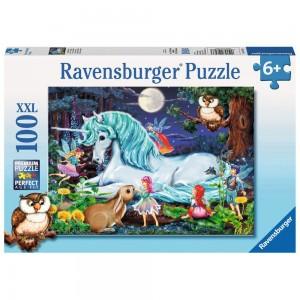 Im Zauberwald Puzzle 100 Teile XXL