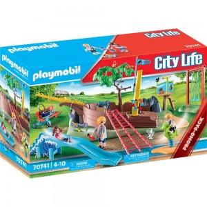 Abenteuerspielplatz mit Schiffswrack Playmobil 70741