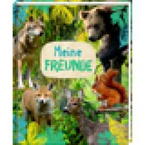 Freundebuch: Meine Freunde Nature Zoom