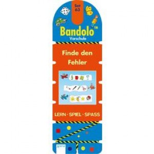 Bandolo Set 63 Finde den Fehler