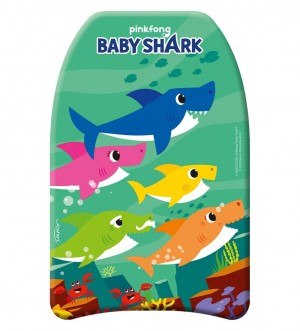SCHWIMM-BRETT BABY SHARK 42CM SORT.77426