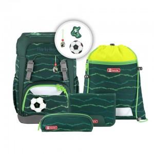Schulrucksackset Soccer Star 5-tlg. STEP BY STEP GIANT