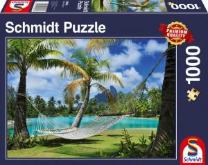 Auszeit Puzzle 1000 Teile