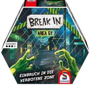 Break In, Area 51