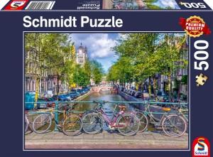 Amsterdam Puzzle 500 Teile