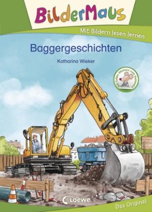 Bildermaus - Baggergeschichten