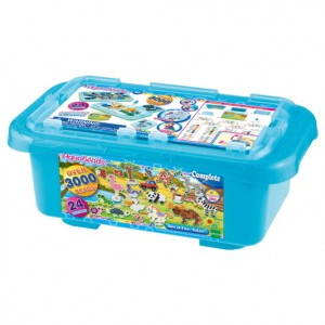 "Aquabeads Mega Bastelbox ""Safari"""