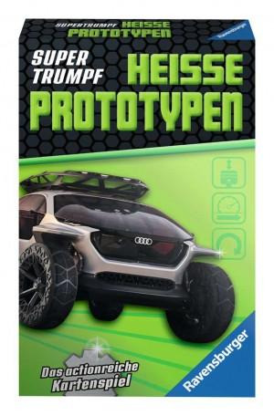 Heiße Prototypen Supertrumpf