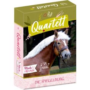 Kartenspiel Quartett Pferdefreunde
