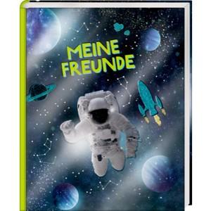Freundebuch: Cosmic School - Meine Freunde (Astronauten)