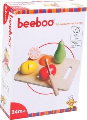 Beeboo Kitchen Schneidebrett mit Früchten