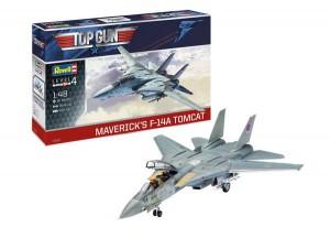 "Maverick's F-14A Tomcat ""Top Gun"""