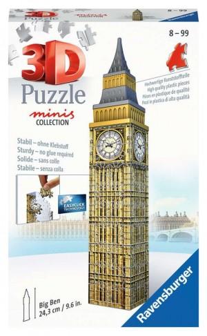 Mini Big Ben 3D Puzzle-Bauwerke