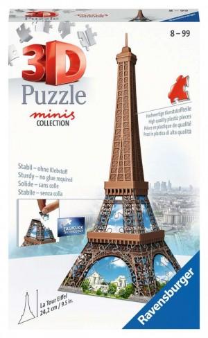 Mini Eiffelturm 3D Puzzle-Bauwerke