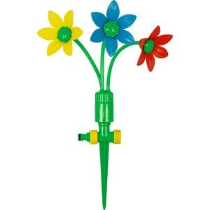Lustige Sprinkler-Blume