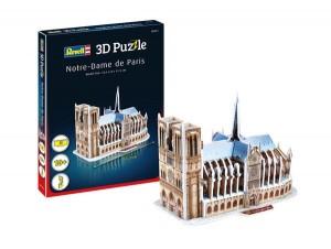 Mini 3D Puzzle Notre-Dame de Paris