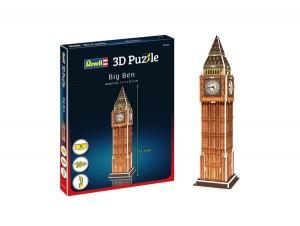 Mini 3D Puzzle Big Ben