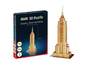 Mini 3D Puzzle Empire State Building