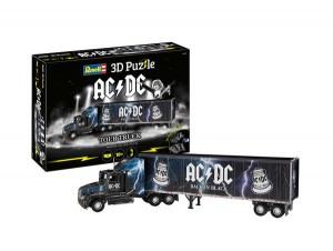 3D Puzzle AC/DC Tour Truck