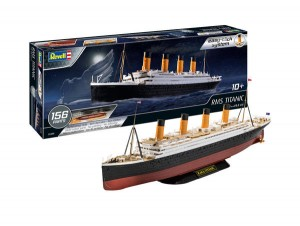 Revell Bausatz R.M.S. Titanic (easy-click)