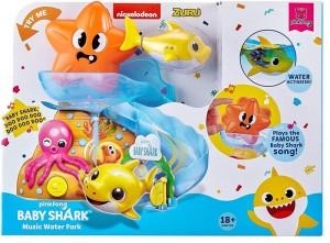 ROBO ALIVE BABY SHARK PLAYSET 25291