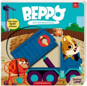 Beppo auf der Baustelle