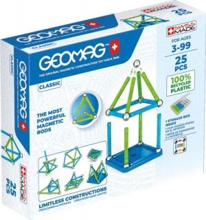 GEOMAG© Classic Panels Green Line 25teilig 275