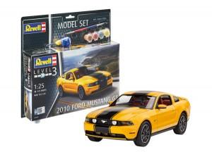 Model Set 2010 Ford Mustang GT