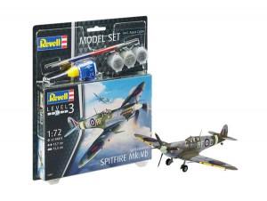 Model Set Supermarine Spitfire M