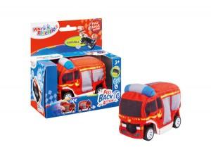 Feuerwehrauto mit Rückziehmotor Mini Revellino 2+