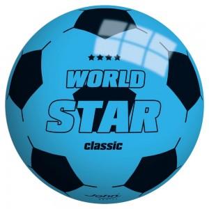 "Fußball World Star 8,5""/22cm 4fach sortiert 50601"