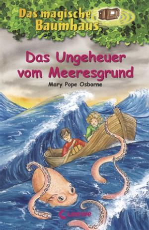 Das magische Baumhaus (Band 37) - Das Ungeheuer vom Meeresgrund