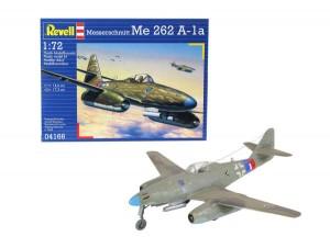 Messerschmitt Me 262 A1a 1:72