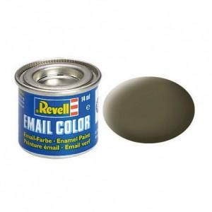 nato-oliv, matt