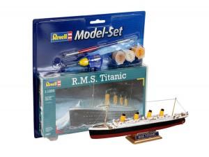Model Set R.M.S. Titanic 1:1200