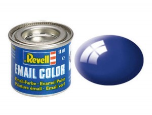 ultramarinblau, glänzend RAL 5002 14 ml-Dose