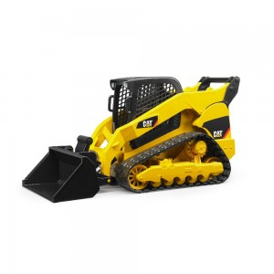 Bruder Cat Delta-Lader 02136