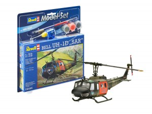 "Model Set Bell UH-1D ""SAR"""