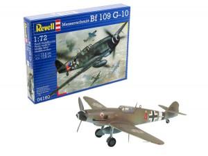 Messerschmitt Bf 109 G-10 1:72