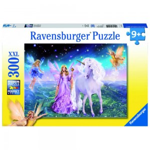 Magisches Einhorn Puzzle 300 Teile XXL