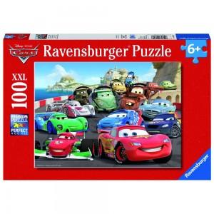 DCA: Brisantes Rennen Puzzle 100 Teile XXL