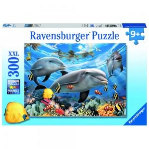 Karibisches Lächeln Puzzle 300 Teile XXL