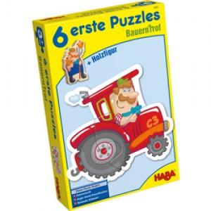 Erste Puzzle - Bauernhof HABA