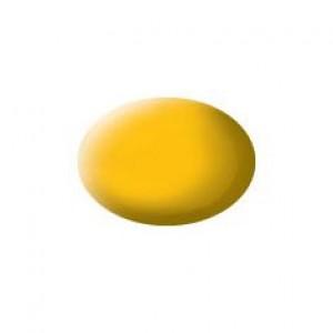 Aqua gelb, matt